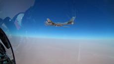 Стратегический ракетоносец Ту-95МС и крылатая ракета Х-101
