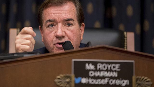Законодательный проект осанкциях вотношенииРФ «застрял» вПалате уполномоченных США