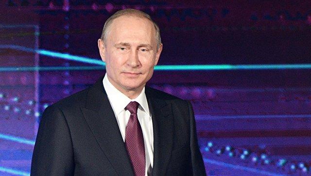 Путин объявил означении цифровых технологий для развития страны