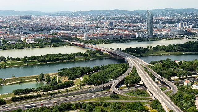 Вид на Вену. Архивное фото