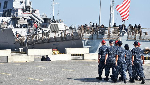Украинско-американские военные учения Sea Breeze