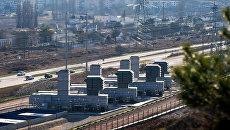 Газотурбинные электростанции в Крыму. Архивное фото