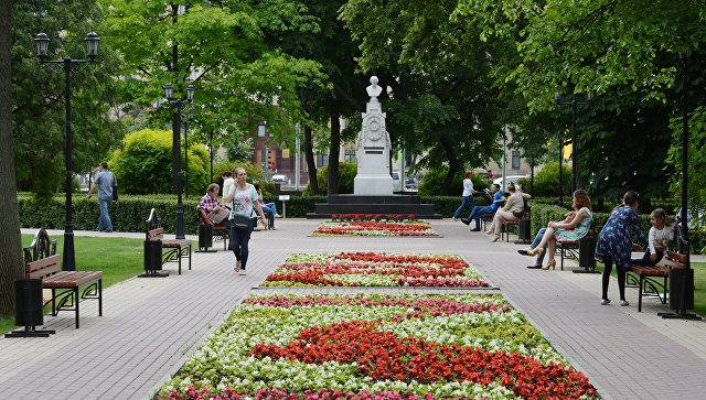 Воронеж. Архивное фото