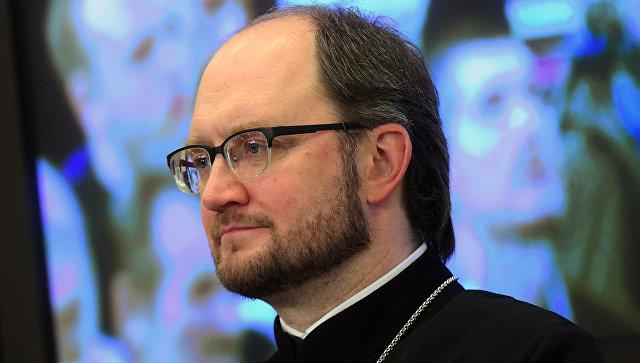 Председатель комиссии ОП РФ по вопросам благотворительности, гражданскому просвещению и социальной ответственности Александр Ткаченко