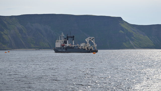 Рекорд погружения установил подводный спасательный аппаратСФ