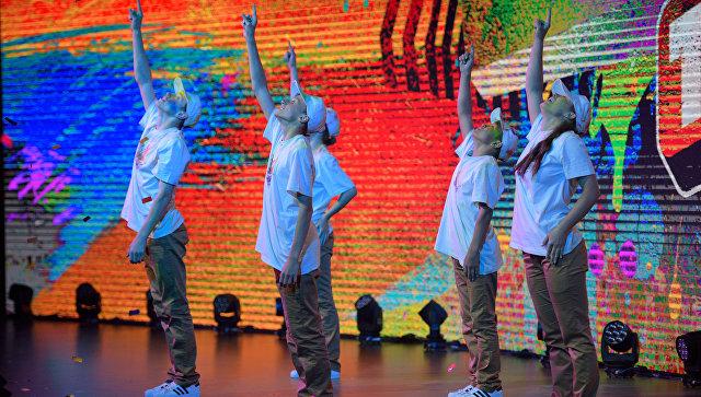 Молодые азербайджанские танцоры выступят в русском конкурсе «Тысупер! Танцы» ВИДЕО