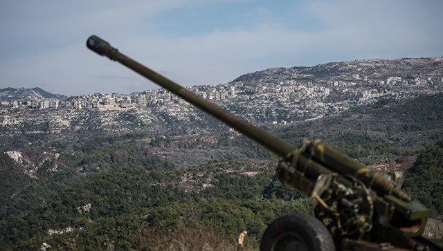 Засутки зафиксировано 9 нарушений режима перемирия вСирии— МинобороныРФ