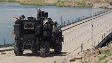 Автомобиль иракских военных. Архивное фото