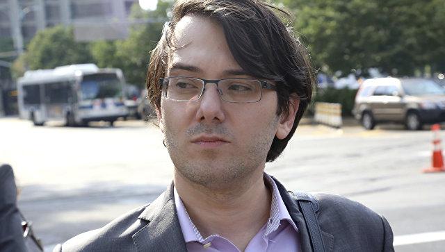«Самого презираемого предпринимателя  вСША» признали виновным вмошенничестве
