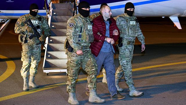 Блогер Александр Лапшин освобожден из-под ареста
