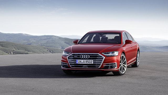 В Германии в принудительном порядке отзывают 127 тысяч дизельных Audi