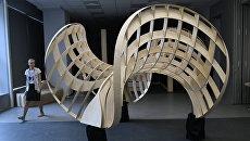 Фанерная конструкция