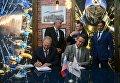 Подписание договора операционного лизинга на 16 самолетов МС-21-300 в рамках салона МАКС-2017