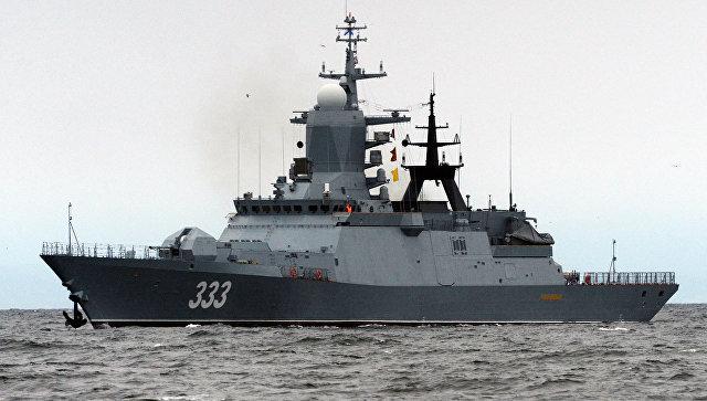 Морская пехота научениях высадилась нанеоборудованное побережье Камчатки