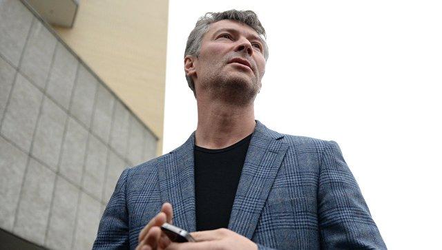 Минюст подтвердил незаконность выдвижения Ройзмана вгубернаторы