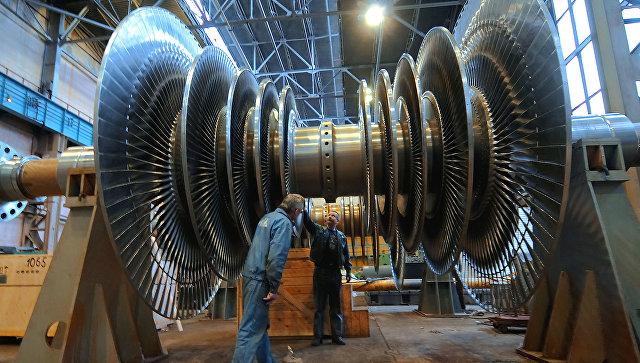 «Силовые машины» поставят турбины для АЭС «Руппур