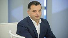 Министр энергетики Грузии Илья Элошвили