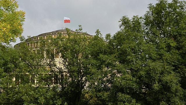 Немецкий министр приветствует шаги ЕС по принятию санкций против Польши