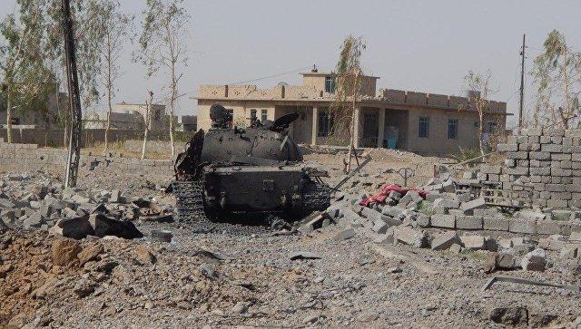 Рядом сПальмирой началась операция поуничтожению крупной группировки террористов
