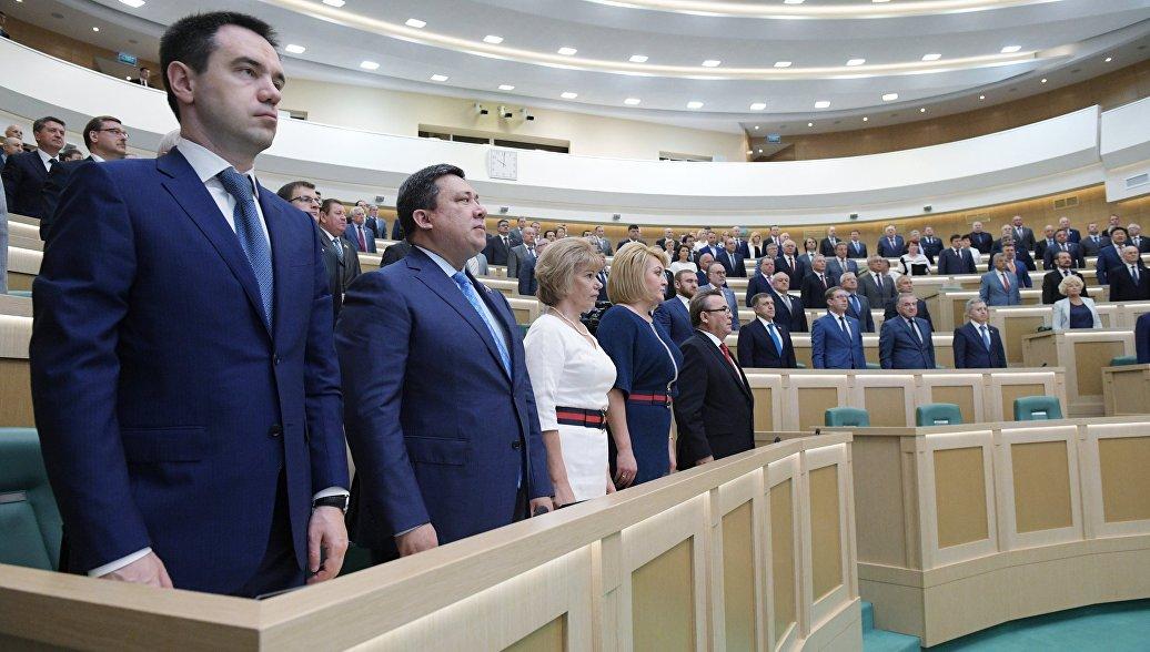 Внесены изменения в закон о выборах Президента Российской