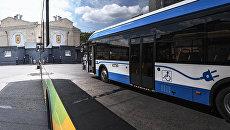 В 2018 году на столичных улицах могут появиться первые электробусы