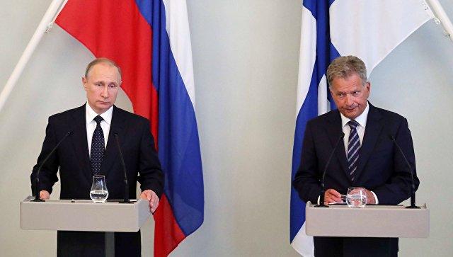 Путин: ответ на санкции США зависит от окончательной версии законопроекта