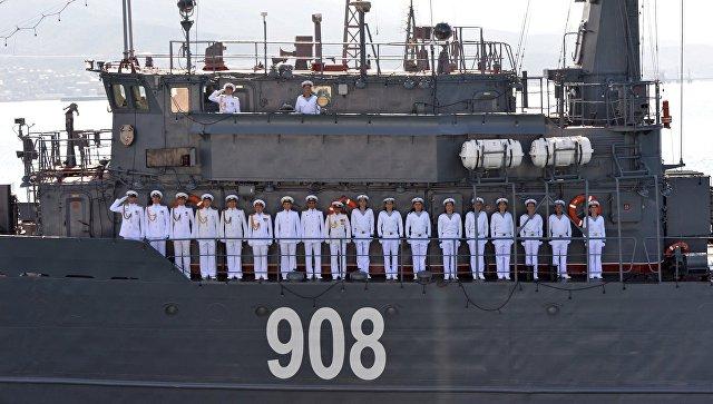 НаКурилах будет создана база ВМФ РФ