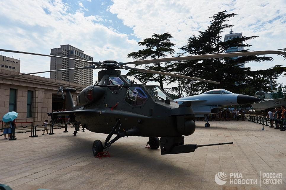 УКитаї показали нову ядерну зброю