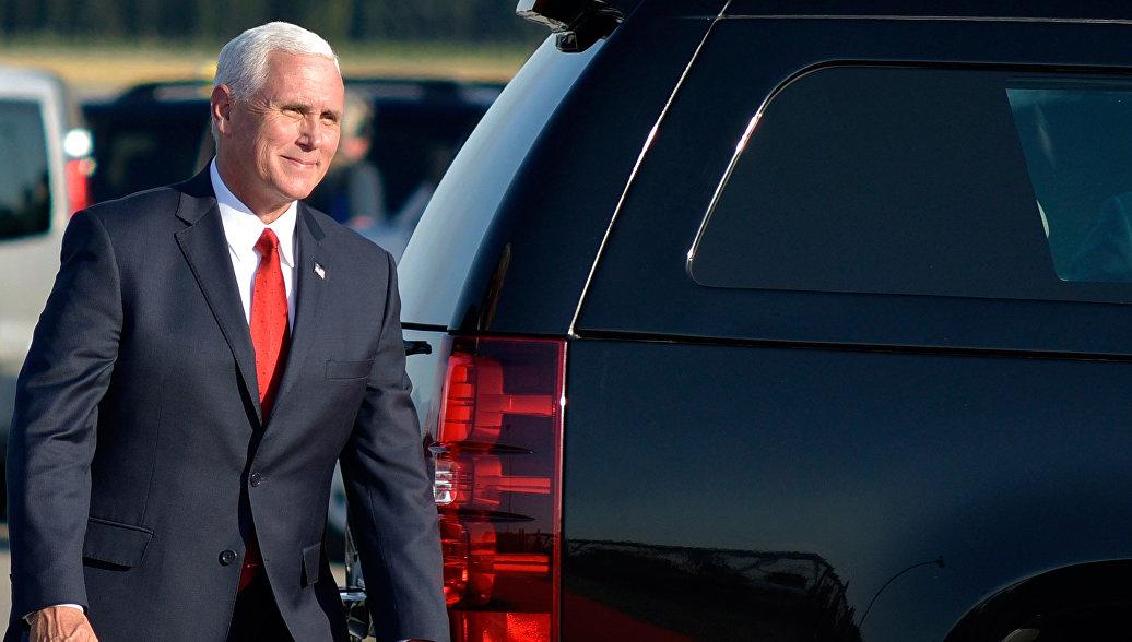 Пенс заявил, что военные учения США с Южной Кореей продолжатся