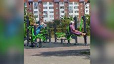 Без лосин и фитнес-браслетов: бабушки-спортсменки из Астаны покорили соцсети