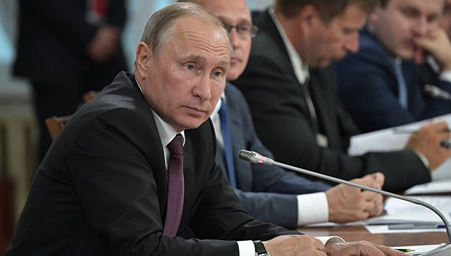 Путин объявил онеобходимости учитывать русскую зиму при благоустройстве городов