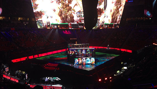 Турнир по Dota 2 The International 2016