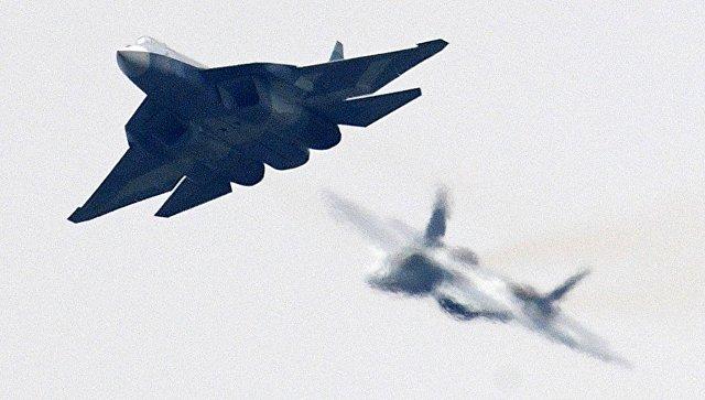 Русские истребители 5-ого поколения будут неуязвимы для средств радиоэлектронного подавления противника