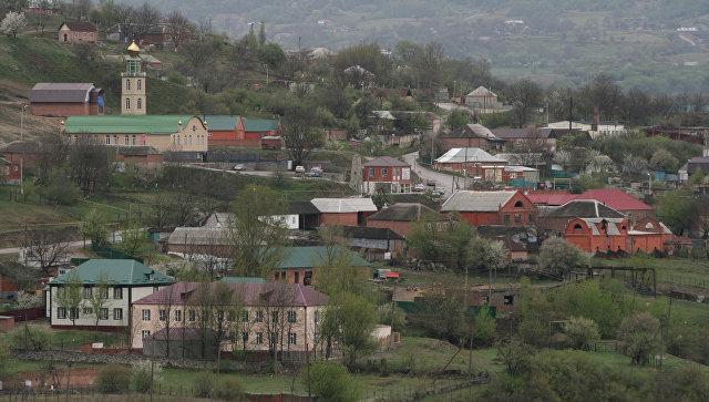 Чечня. Архивное фото