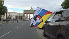 45 городов и 40000 километров: автопробег дружбы Берлин-Москва завершился в ФРГ