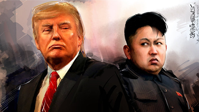 Кто устроил погромы в США и корейский кризис