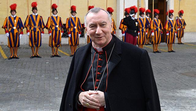 Украинский вопрос будет важным навстрече Патриарха Кирилла игоссекретаря Ватикана