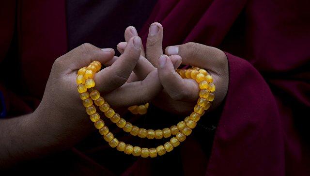Буддизм. Архивное фото