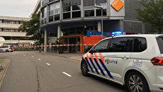 Полицейский автомобиль в Нидерландах. Архивное фото