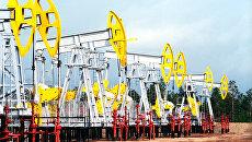 Нефтекачалки ОАО ЛУКОЙЛ-Западная Сибирь в городе Когалым