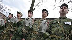 Военный факультет. Архивное фото