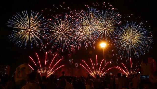 Директор фестиваля фейерверков в Москве рассказал о символе мероприятия