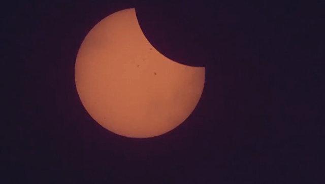 Великое солнечное затмение, или Как США на время погрузились во мрак