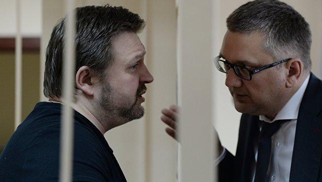 Бывшему губернатору Кировской области порешению суда разрешили жениться вСИЗО
