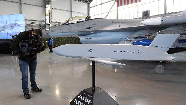 Крылатая ракета производства американской компании Lockheed Martin. Архивное фото