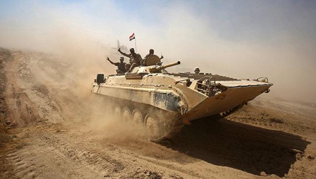 Виракской армии поведали, почему исламские террористы экстремистской группировки несмогут вернуться вМосул