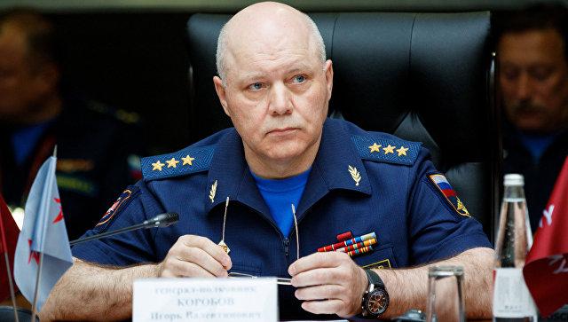 Игорь Коробов. Архивное фото