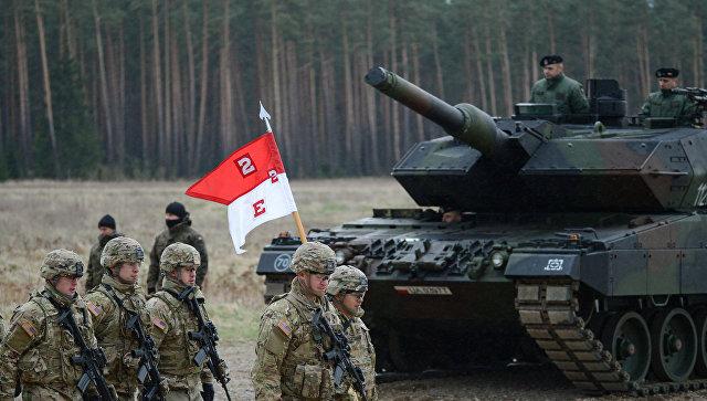 ВПольше проходят военные учения DRAGON-17— Радио Польша