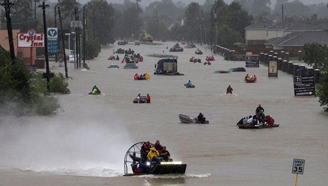 Число жертв урагана «Харви» достигло 30 человек