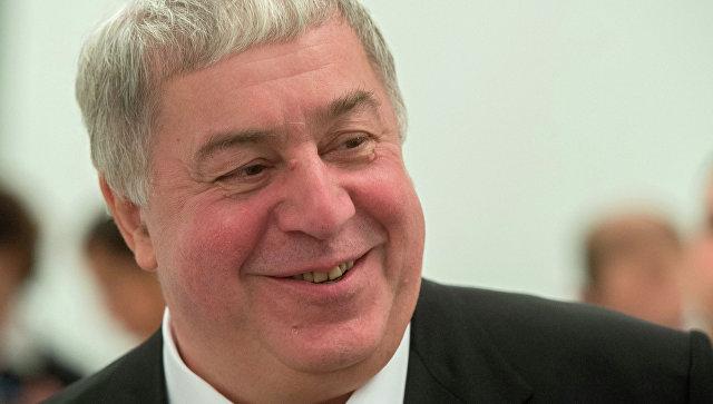 Президент ОАО Нефтегазовая компания РуссНефть Михаил Гуцериев. Архивное фото